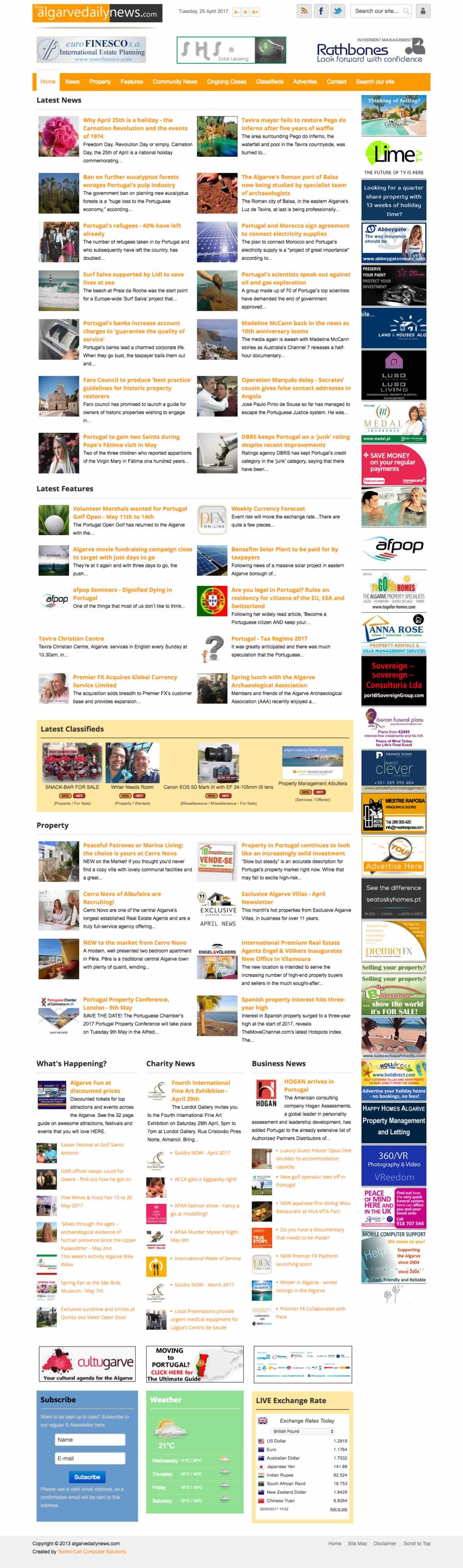 for Daily design news